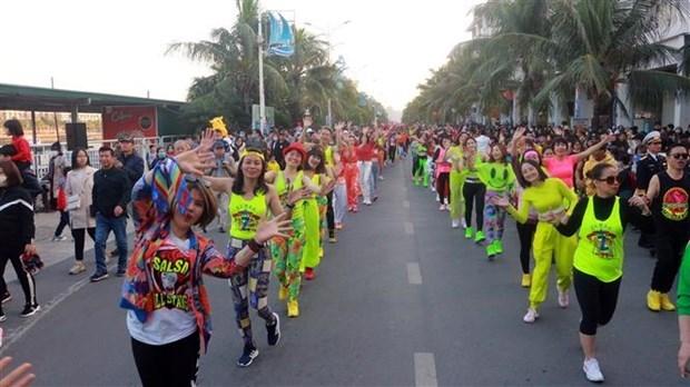 Efectuan por primera vez Carnaval de Invierno en provincia vietnamita hinh anh 2
