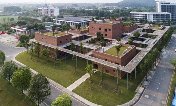 Obras vietnamitas ganan premios de LOOP Design Awards 2020 hinh anh 1