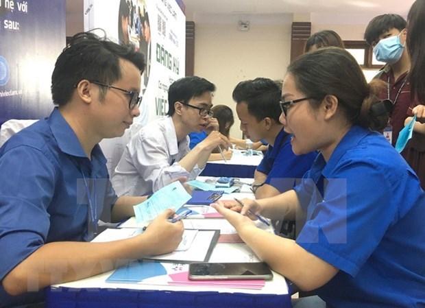 Ciudad Ho Chi Minh necesita unos 300 mil puestos de trabajo para 2021 hinh anh 1