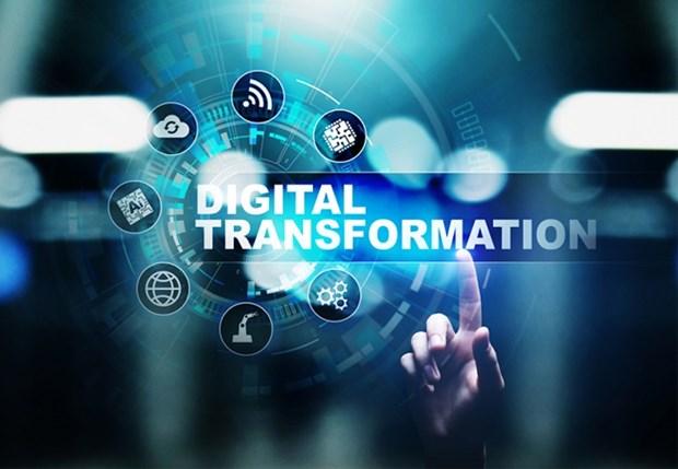 Industria financiera de Vietnam acelera transformacion digital hinh anh 1
