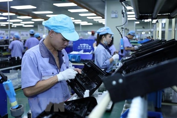 Atrae Hanoi tres mil 720 millones de dolares de IED en 2020 hinh anh 1
