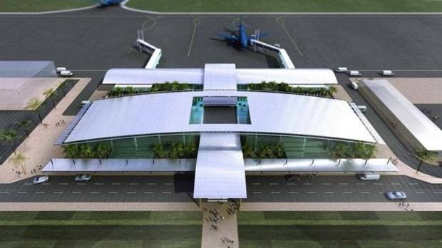 Ministerio de Planificacion e Inversion de Vietnam evalua proyecto de aeropuerto de Sa Pa hinh anh 1