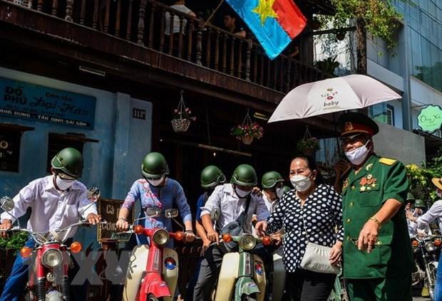 Ciudad Ho Chi Minh trabaja por recibir 34 millones de turistas domesticos en 2021 hinh anh 1