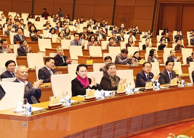 Piden continuar renovando actividades de la Asamblea Nacional de Vietnam hinh anh 2