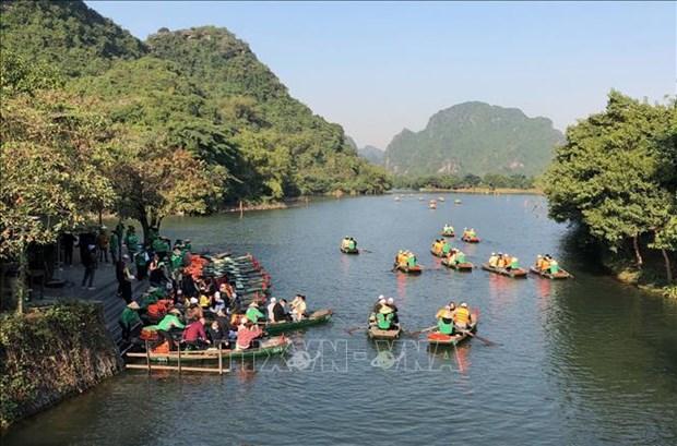 Ninh Binh, en foco del Ano Nacional del Turismo 2021 hinh anh 1