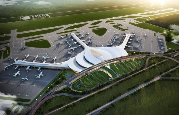 Inician construccion de primera fase del aeropuerto de Long Thanh hinh anh 1