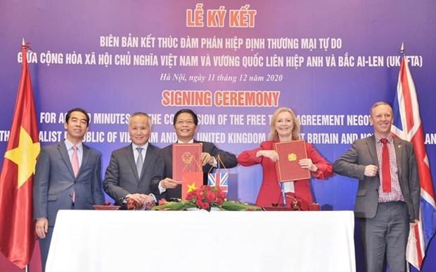 Vietnam, uno de los paises pioneros en conectividad economica internacional hinh anh 1