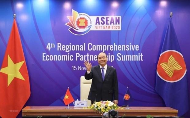 Vietnam, uno de los paises pioneros en conectividad economica internacional hinh anh 4