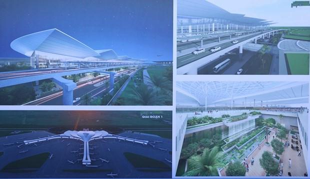 El aeropuerto Long Thanh coadyuvara al avance de un Vietnam poderoso hinh anh 3