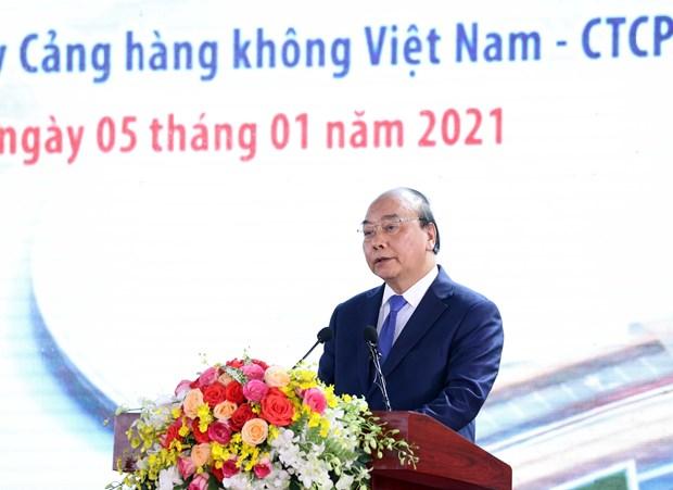 El aeropuerto Long Thanh coadyuvara al avance de un Vietnam poderoso hinh anh 2