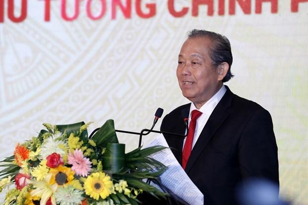 Portal informativo electronico, puente entre gobierno de Vietnam y publico hinh anh 1