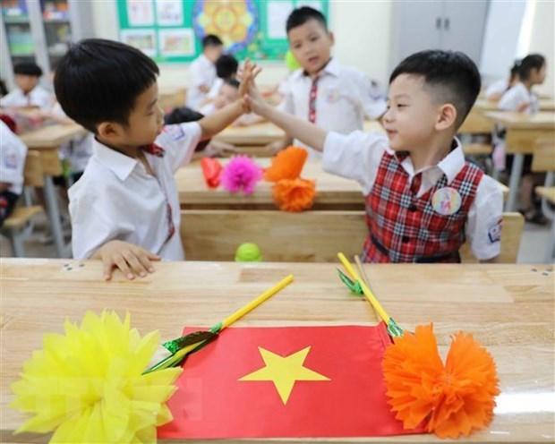 Gozaran vietnamitas de semana de asueto por Ano Nuevo Lunar 2021 hinh anh 1
