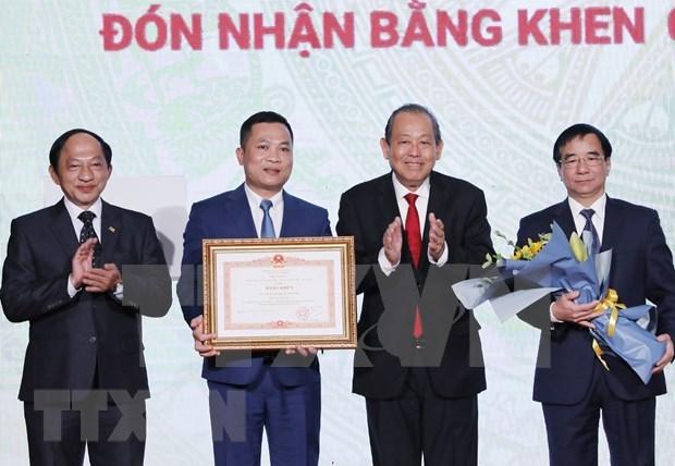 Portal informativo electronico, puente entre gobierno de Vietnam y publico hinh anh 2