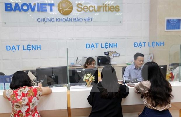 Numero de nuevas cuentas de valores alcanza record en Vietnam hinh anh 1