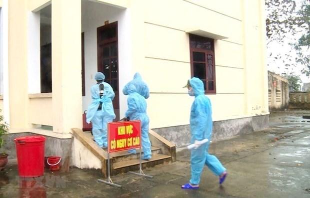 Recuperados casi 90 por ciento de casos de COVID-19 en Vietnam hinh anh 1