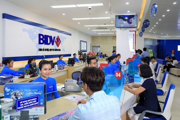 Banco Estatal de Vietnam traza meta de crecimiento crediticio de 12 por ciento en 2021 hinh anh 2