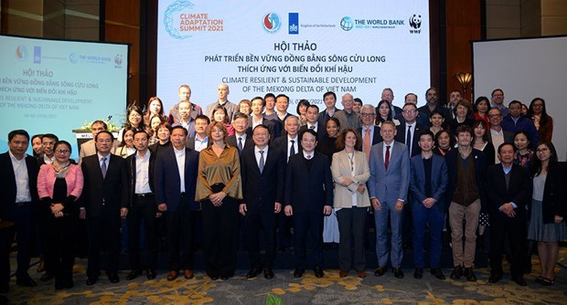 Banco Mundial reafirma respaldo a conservacion de entorno en Vietnam hinh anh 1