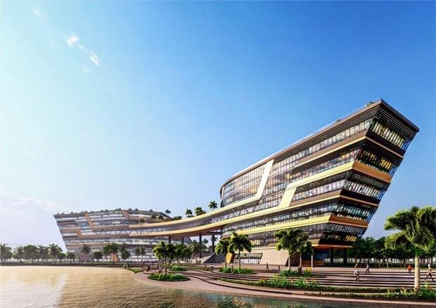 Construiran Centro Nacional de Innovacion en Hanoi hinh anh 1