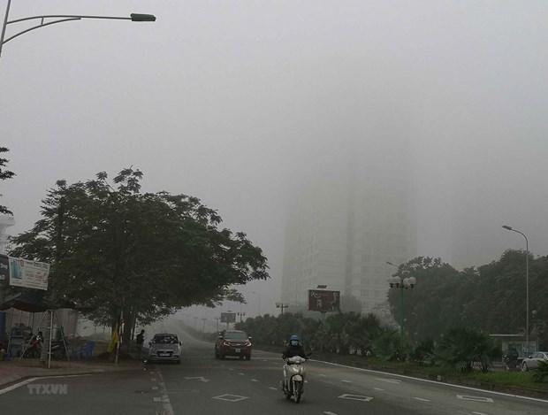 Hanoi busca mejorar calidad de aire hinh anh 1
