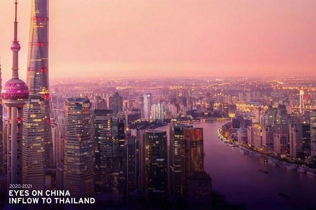 Inversion de China en Tailandia aumente en los proximos anos hinh anh 1