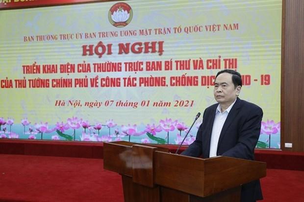 Obsequiaran a desfavorecidos en Vietnam con motivo del Tet hinh anh 1