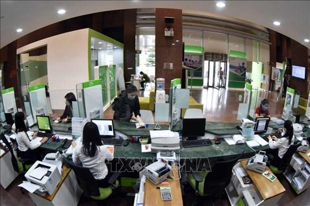 Banco Estatal de Vietnam traza meta de crecimiento crediticio de 12 por ciento en 2021 hinh anh 1