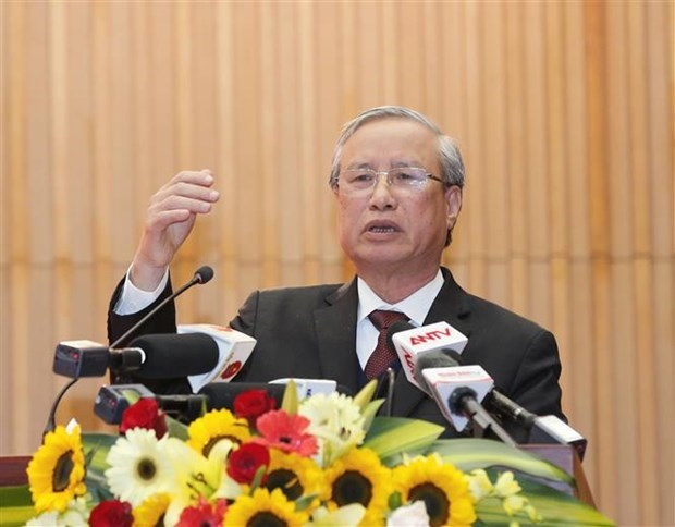 Vietnam se empena en mejorar eficiencia de fiscalia popular en labores anticrimenes hinh anh 1