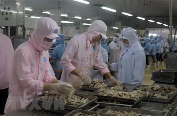 Vietnam aboga por relaciones comerciales equitativas y sostenibles con Estados Unidos hinh anh 1