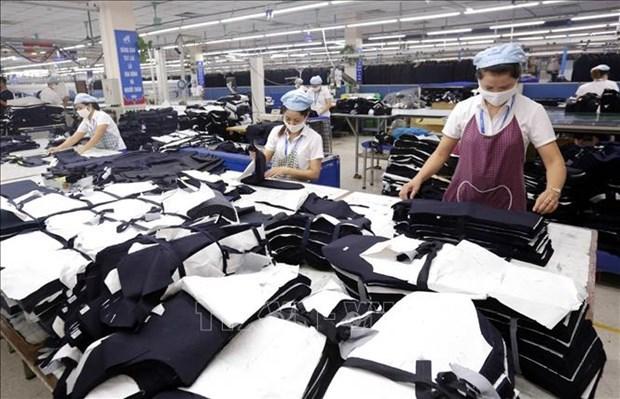 Estados Unidos y Vietnam trabajan para resolver problemas comerciales mediante consultas y cooperacion hinh anh 1