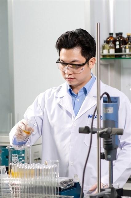 Vietnamita inventa mascarilla medica basado en nano-biotecnologia hinh anh 1