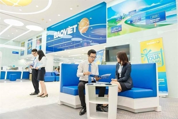 Companias de seguros de Vietnam buscan atraer inversiones hinh anh 1