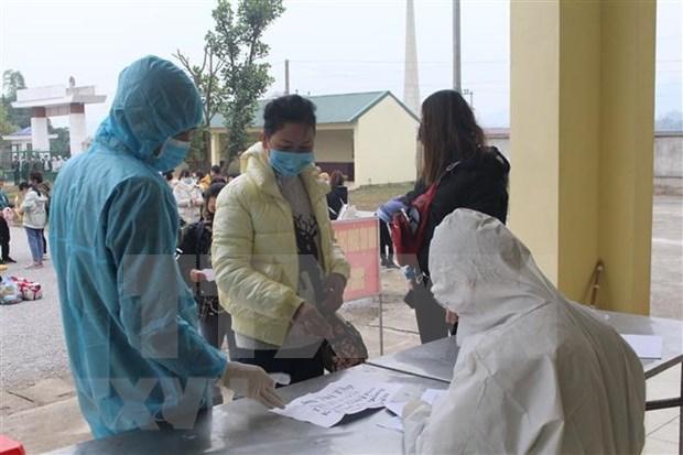 Vietnam reporta un nuevo caso importado del COVID-19 hinh anh 1