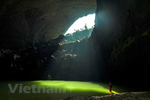 Cuevas vietnamitas entre las tres mas grandes en el mundo hinh anh 2