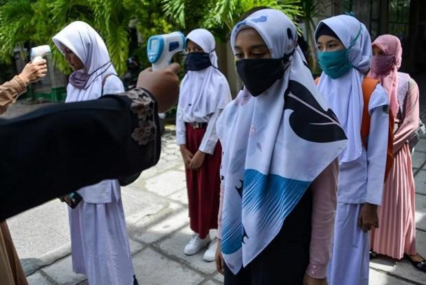 Situacion pandemica sigue siendo complicada en Sudeste de Asia hinh anh 2