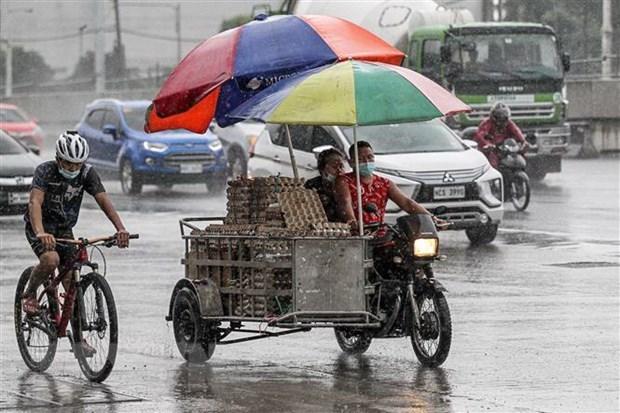 Empenada Filipinas en asegurar vacunas anticovid para mas de la mitad de su poblacion hinh anh 1
