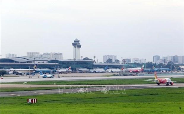 Limitaran hasta el Tet vuelos de repatriacion de vietnamitas por el COVID-19 hinh anh 1