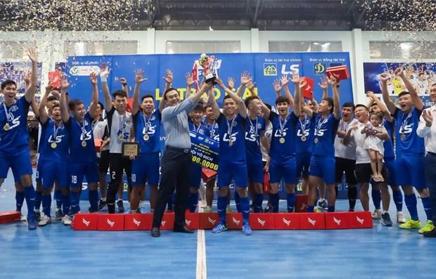 Vietnam con dos nominaciones a los premios del futbol sala mundial en 2020 hinh anh 1