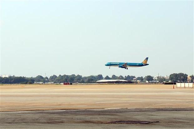 Entran en operacion pistas remodeladas de aeropuertos vietnamitas hinh anh 1