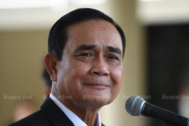 Gabinete tailandes propone presupuesto para el ano fiscal 2022 hinh anh 1