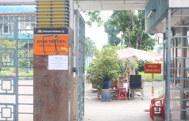 Inician proceso legal contra vietnamita por transmitir el COVID-19 hinh anh 1