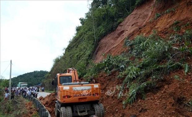 Discuten sobre sistema de alerta temprana ante riesgos de desastres naturales en Vietnam hinh anh 1