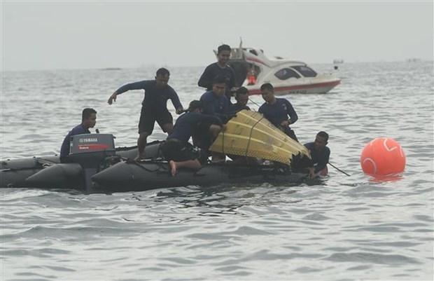 Aviacion de Vietnam dispuesta a apoyar a Indonesia tras siniestro aereo hinh anh 1