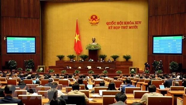 Clausuran reunion 52 del Comite Permanente de la Asamblea Nacional de Vietnam hinh anh 1