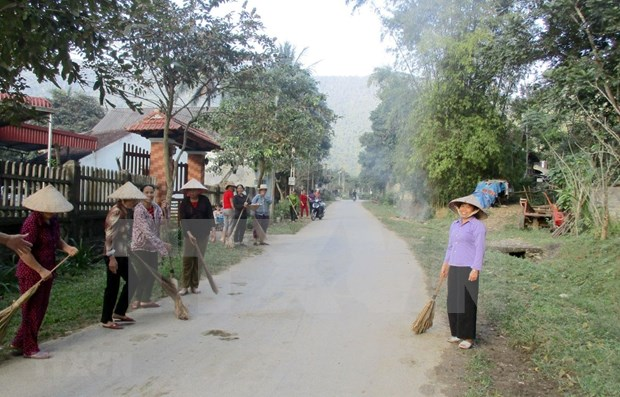 Provincia vietnamita de Kien Giang por impulsar construccion de nueva ruralidad hinh anh 1