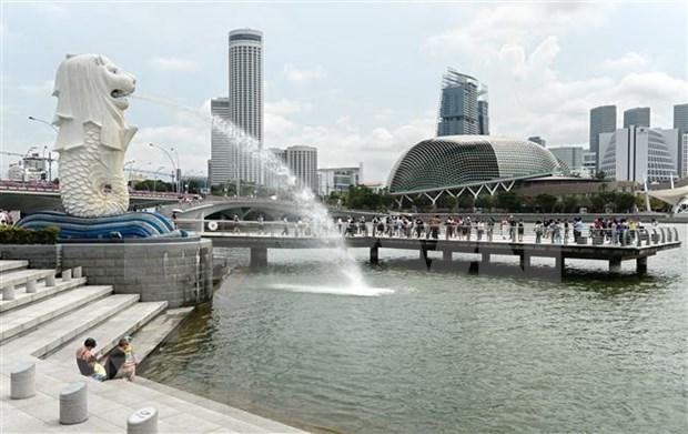 Singapur endurece restricciones para trabajadores extranjeros hinh anh 1