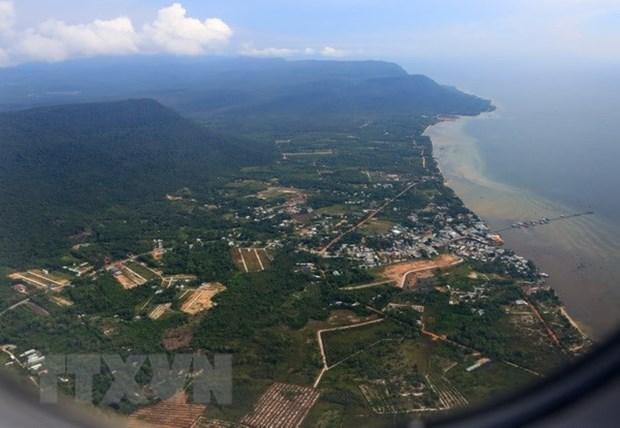 Establecera Vietnam base de datos sobre terreno a nivel nacional hinh anh 1