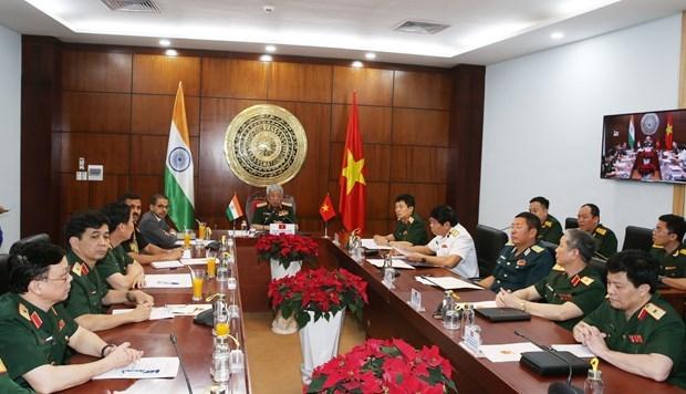 Sesiona XIII dialogo de politica de defensa Vietnam-India hinh anh 1
