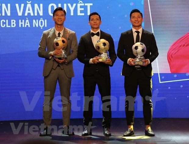 Nguyen Van Quyet conquista Balon de Oro de Vietnam en 2020 hinh anh 3
