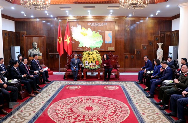 Provincia vietnamita favorece operaciones de empresas sudcoreanas hinh anh 1