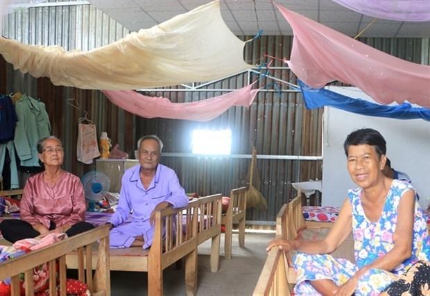 Provincia vietnamita por ampliar cobertura de seguro de salud hinh anh 1